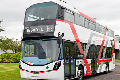 Forsee Power accelerates deliveries of batteries for hydrogen buses and signs new contract with Wrightbus