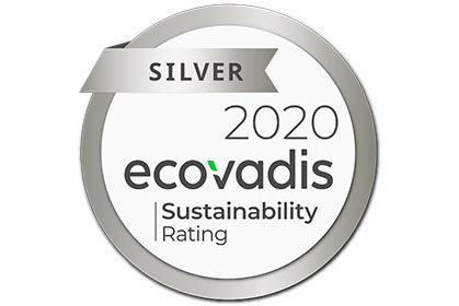 Forsee Power's CSR performance certified Silver by EcoVadis
