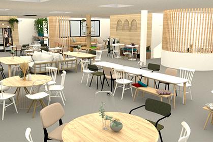 Forsee Power : l'architecture d'intérieur de l'usine sera dessinée par des étudiants de l'Ecole de Design de Nouvelle Aquitaine