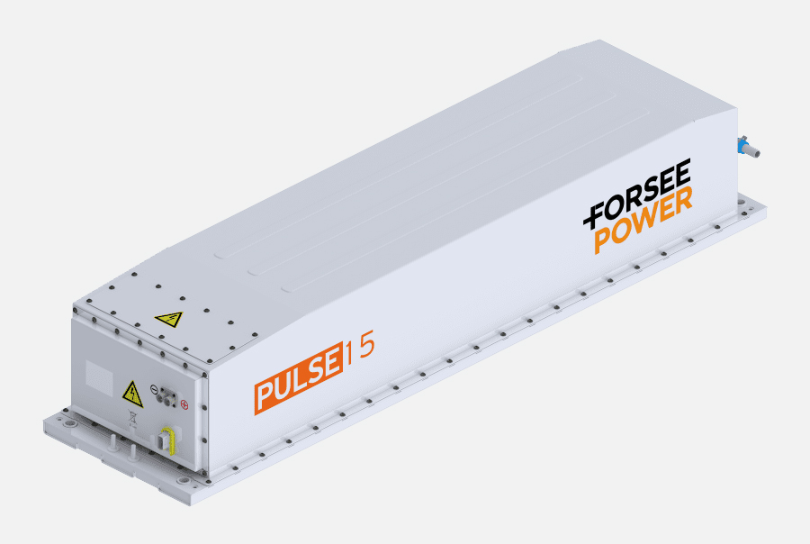 The RATP/CaetanoBus partnership powered by Forsee Power
