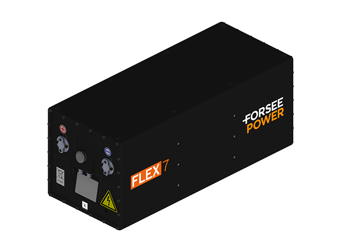 Flex 7 battery module