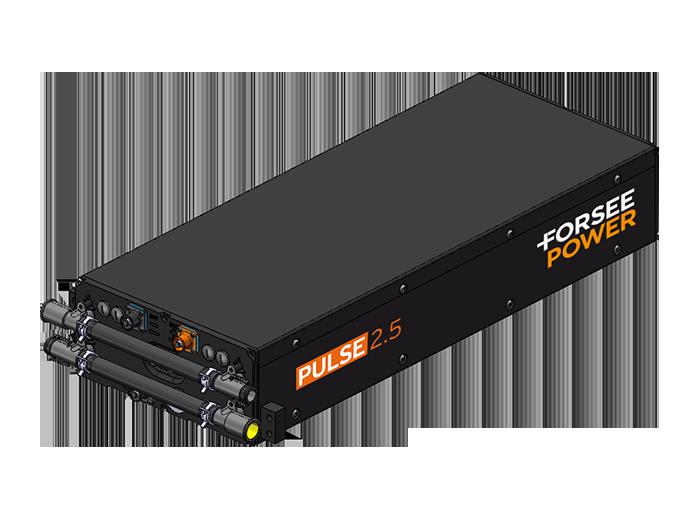 Pulse 2.5 battery module