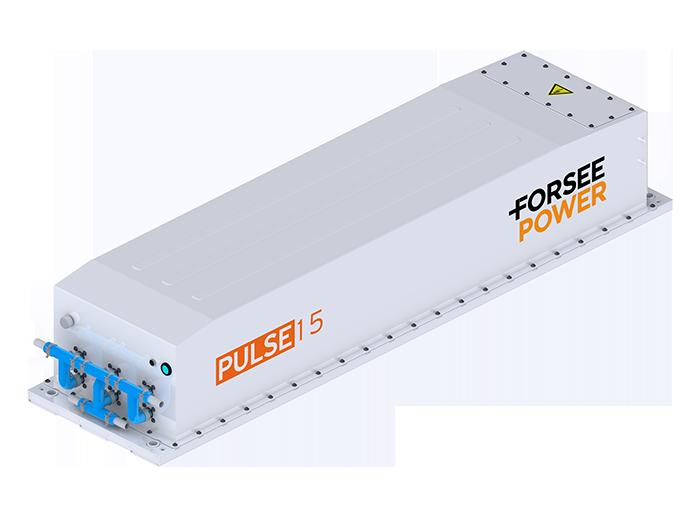 Pulse 15 battery pack
