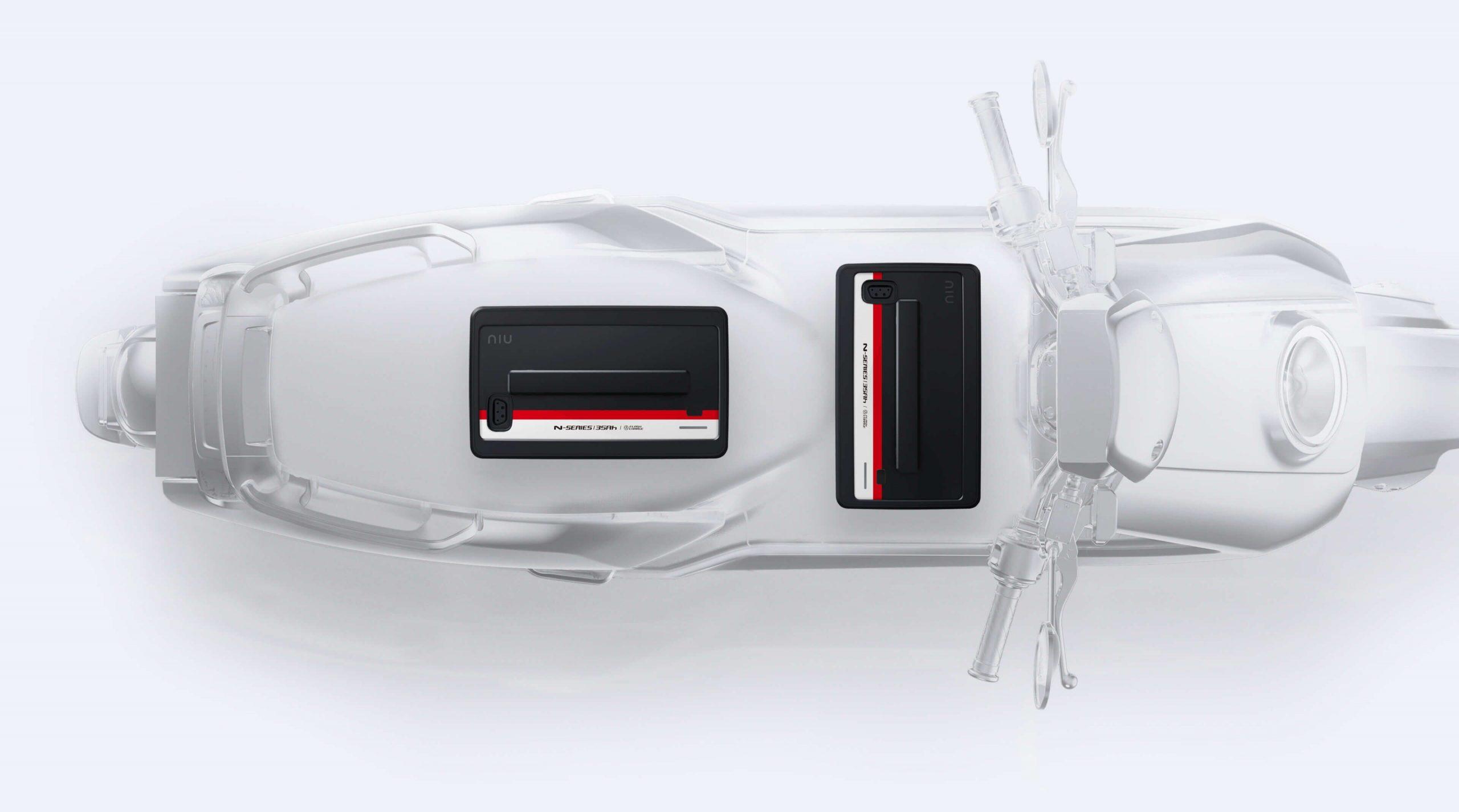 中国制造商小牛电动生产的电动车将装配欧力电池