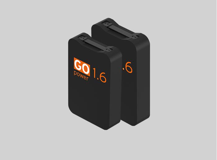 Technical data sheet Go 1.6 power