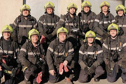 Exercice de sécurité civile : simulation d'incendie chez Forsee Power