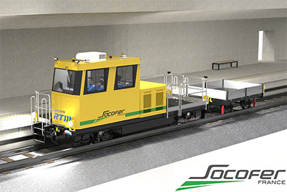 Forsee Power announces a partnership with railway construction company Socofer at the Innotrans trade fair