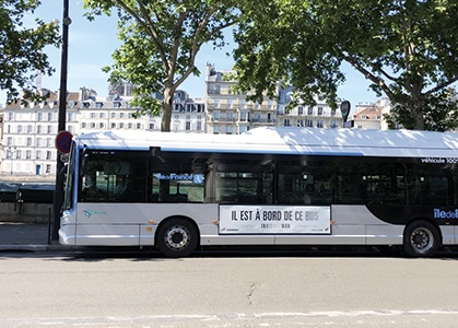Paris RATP call for tenders: Forsee Power will equip HEULIEZ electric buses with its batteries
